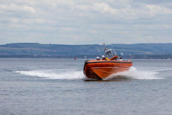 Kinghorn lifeboat