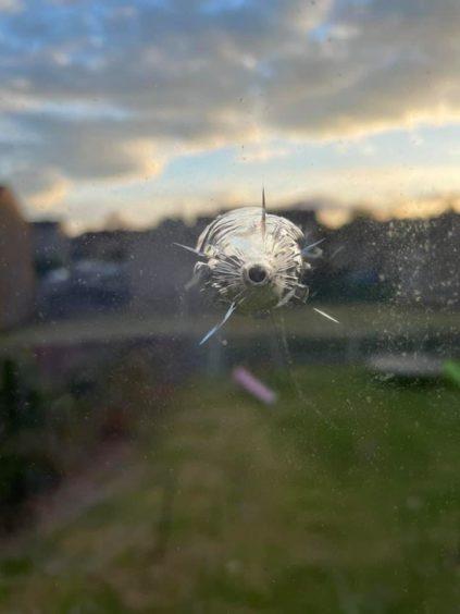 window shot Dundee