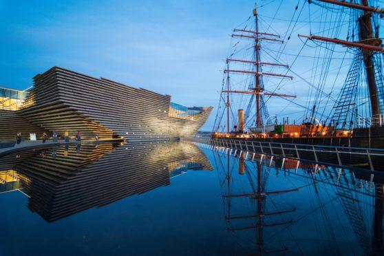 Dundee sea shanty