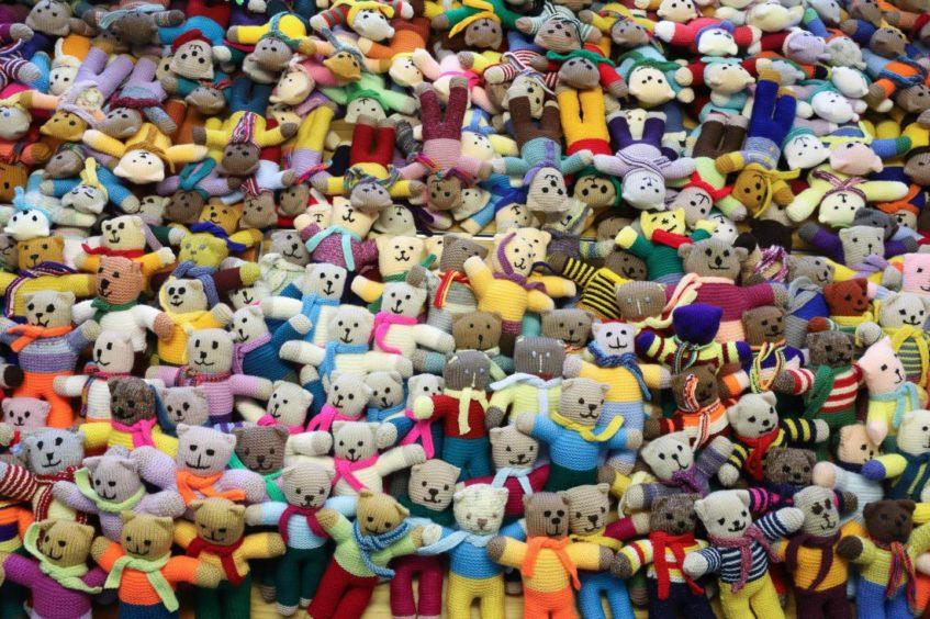 Orkney nursery teddies