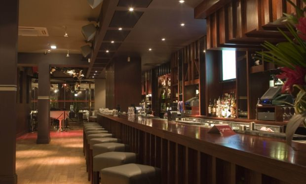The Albyn opened as a swanky piano bar in late 2005.