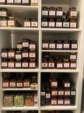 Littlest Herb Company Glamis Summer Festival