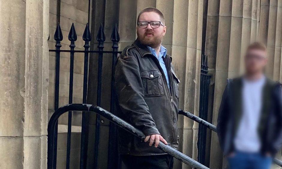 William Rennie at Perth Sheriff Court