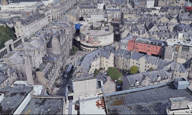 New Google Earth feature reveals Aberdeen in 3D