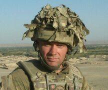 Stephen Stewart is a Scottish Journalist who reported on the Black Watch regiment