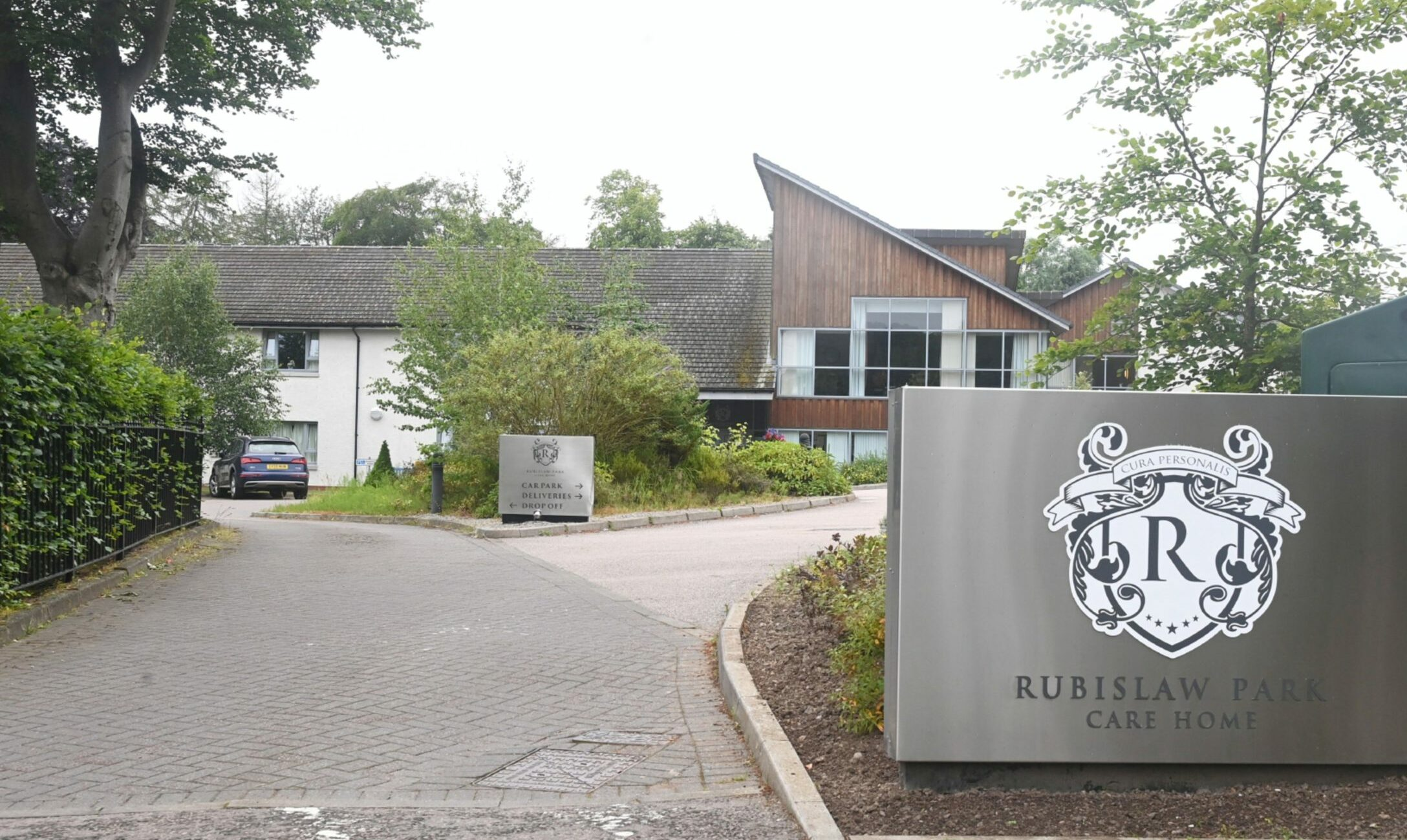 Rubislaw Park Care Home. Picture by Chris Sumner