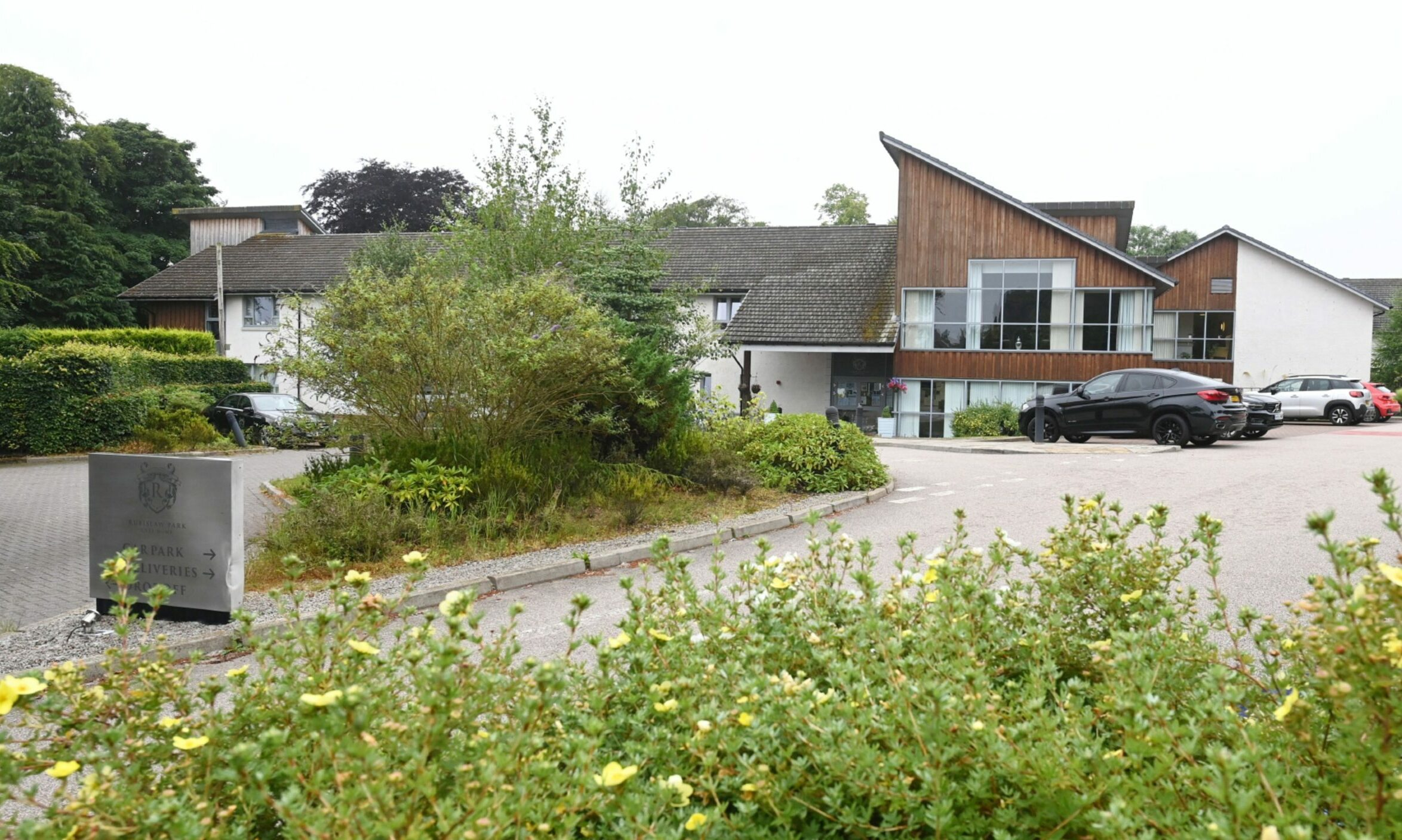 Rubislaw Park Care Home has been given a positive grade from the Care Inspectorate.