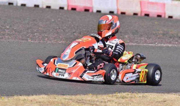 cadet karting