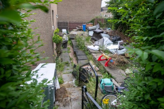 council fly-tipping