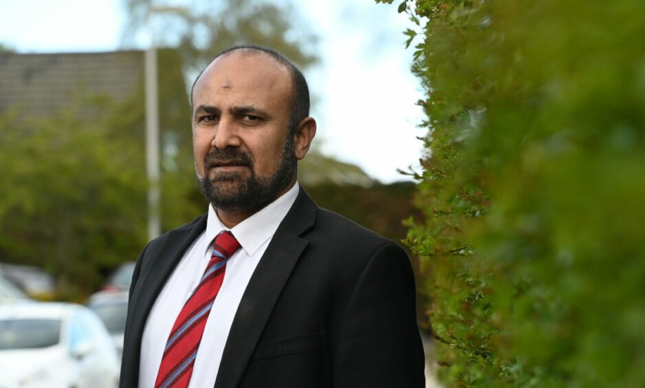 """Councillor M. Tauqeer Malik claims his Lower Deeside has been """"let down"""" by the """"shameful"""" decision to approve the Milltimber South plans on appeal."""