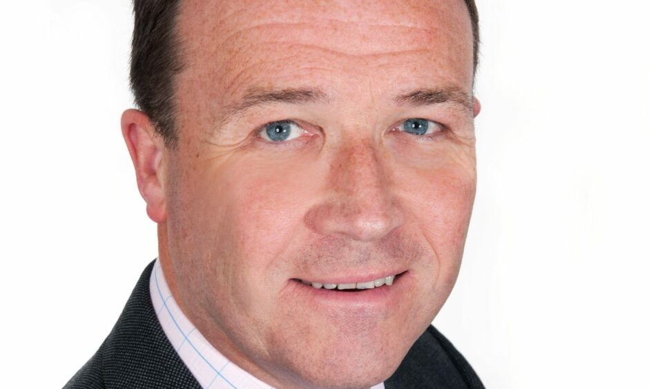 Smith Anderson group chief executive Michael Longstaffe.