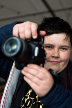 Eoin Carey photography project