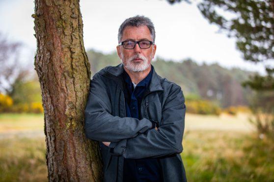 Dundee Drug and Alcohol Partnership chair Simon Little