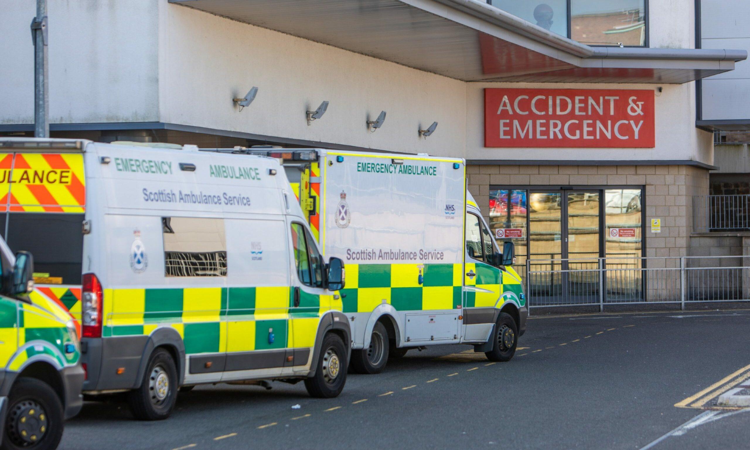 NHS Fife Victoria Hospital