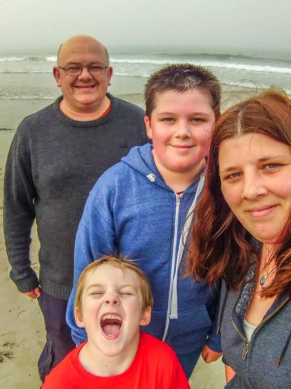 Mrs Scollay calls for more support for children with autism