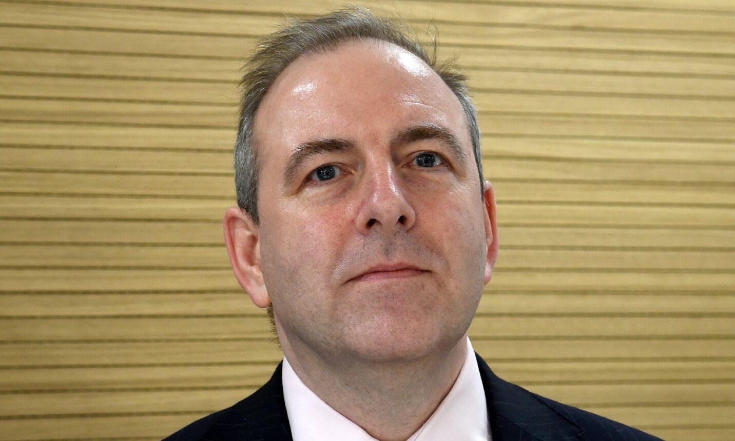 Nick Fluck NHS Grampian medical director. Picture by Jim Irvine/ DCT Media