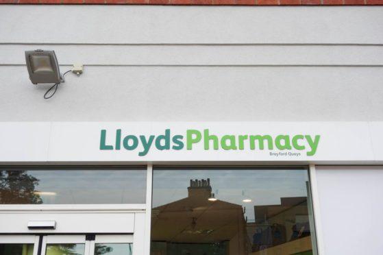 Looyds Pharmacy Leslie
