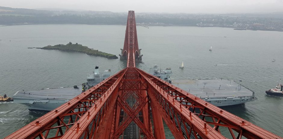 The Forth Bridge's famous cantilevers were not created without significant loss of life.