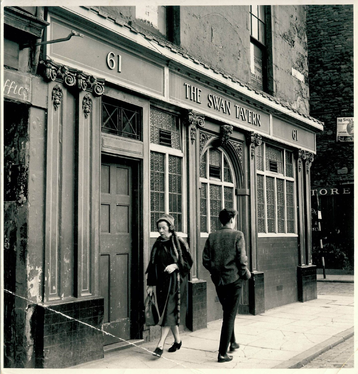 The Swan Tavern, Dundee.
