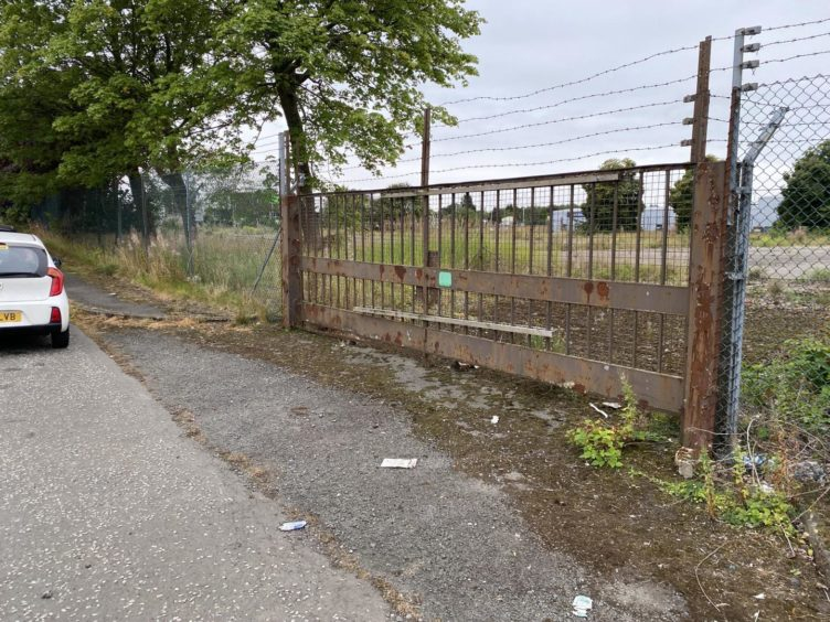 The site in Beech Way has lain vacant and undeveloped for the last 20 years.