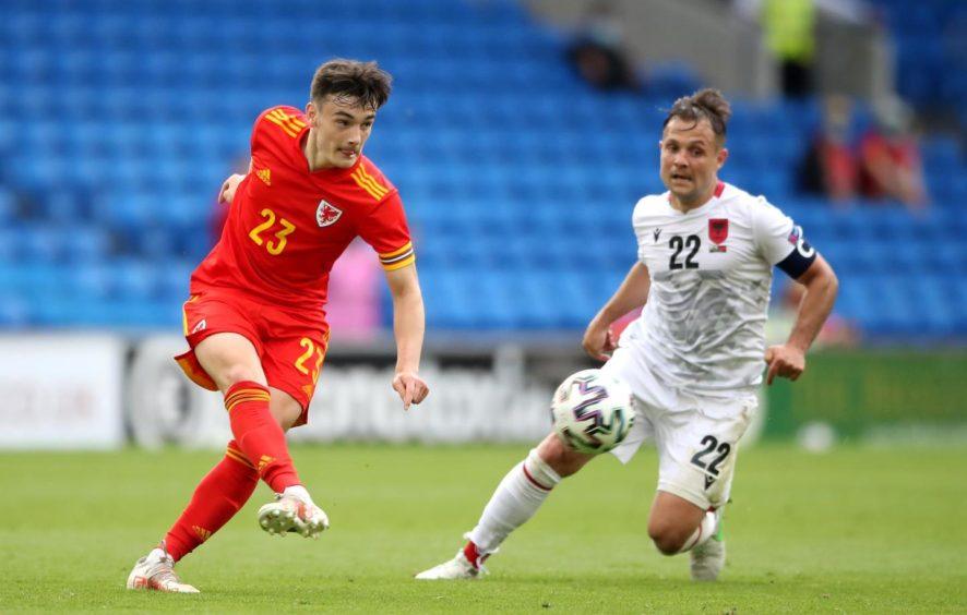 Manchester United hopeful Dylan Levitt has nine caps for Wales.
