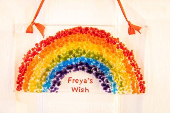 Freya's Wish gala day