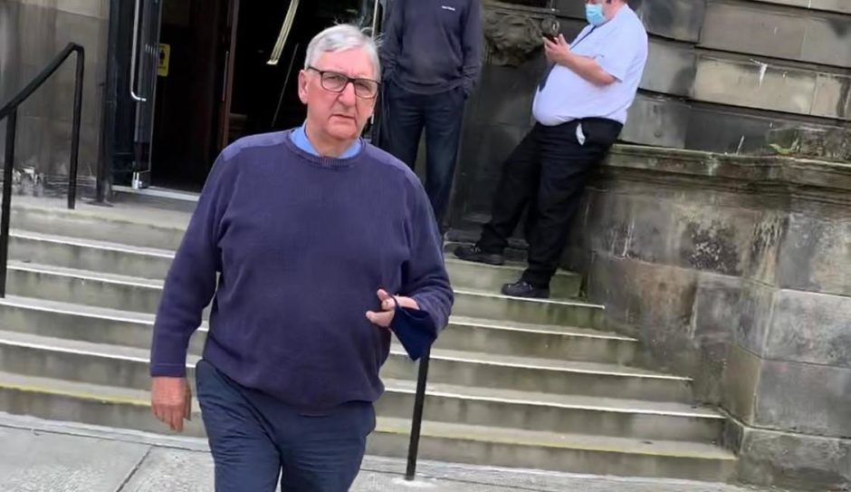 Alexander Johnstone at Kirkcaldy Sheriff Court.