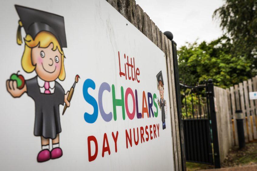 Little Scholars Day Nursery.