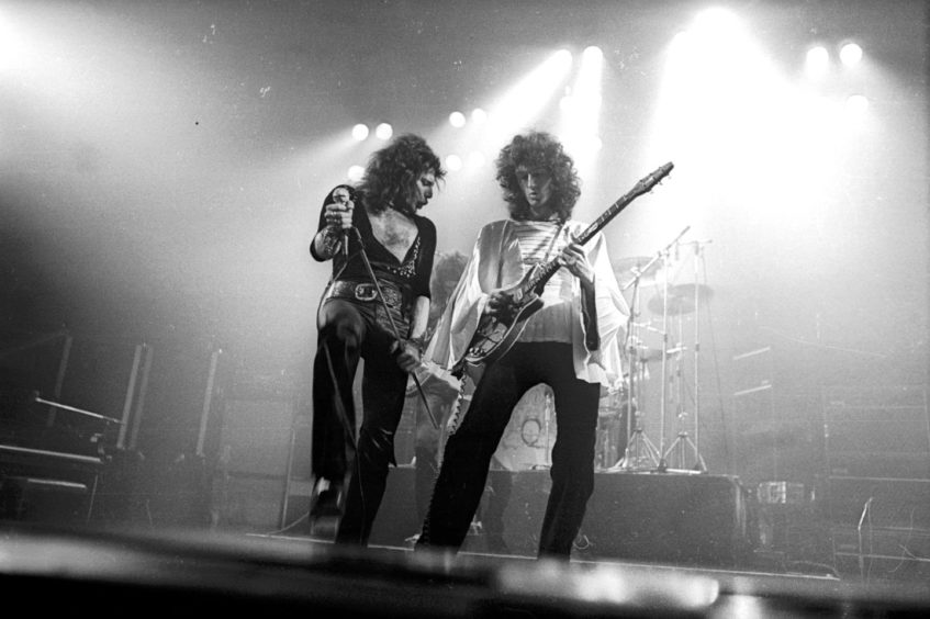 Queen were one of the biggest rock acts of the 1970s and 1980s.