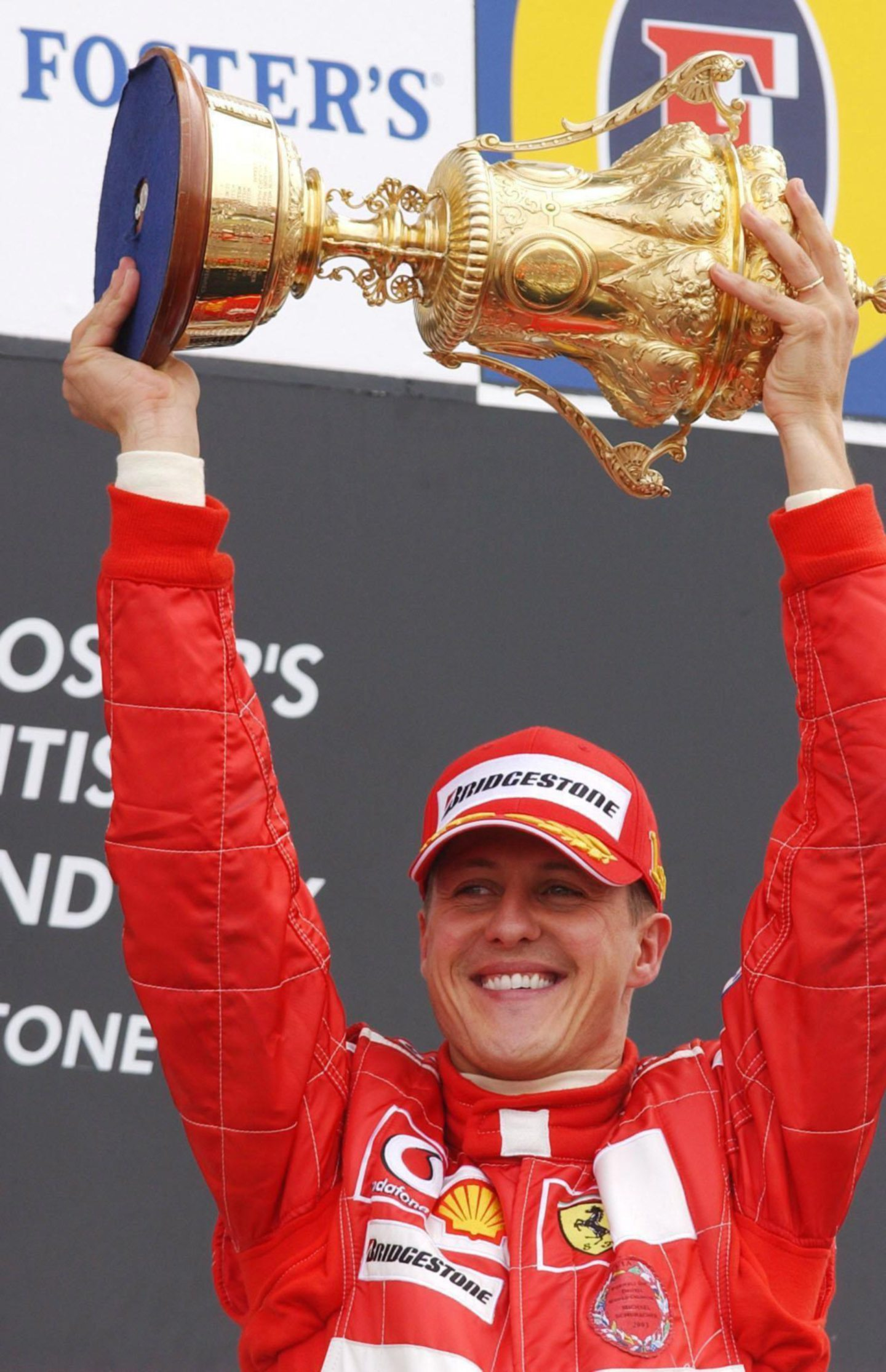 Michael Schumacher enjoyed unprecedented success in the late 1990s and early 2000s.