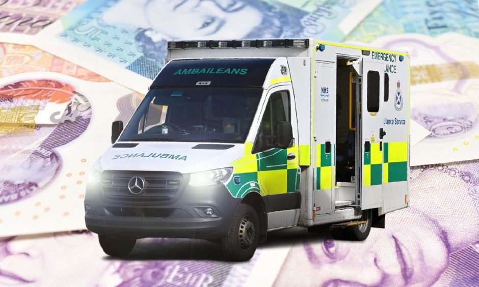 Humza Yousaf says everyone is working at a rapid pace to solve the ambulance crisis.