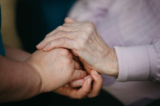 Dundee unpaid carers