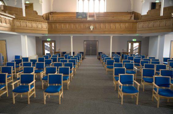 Lochee Church 150