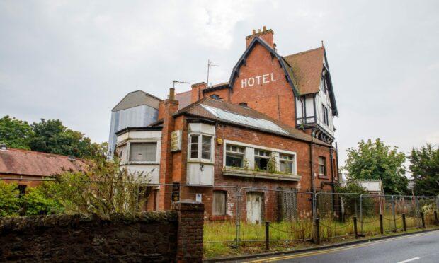 Tudor hotel in Fife