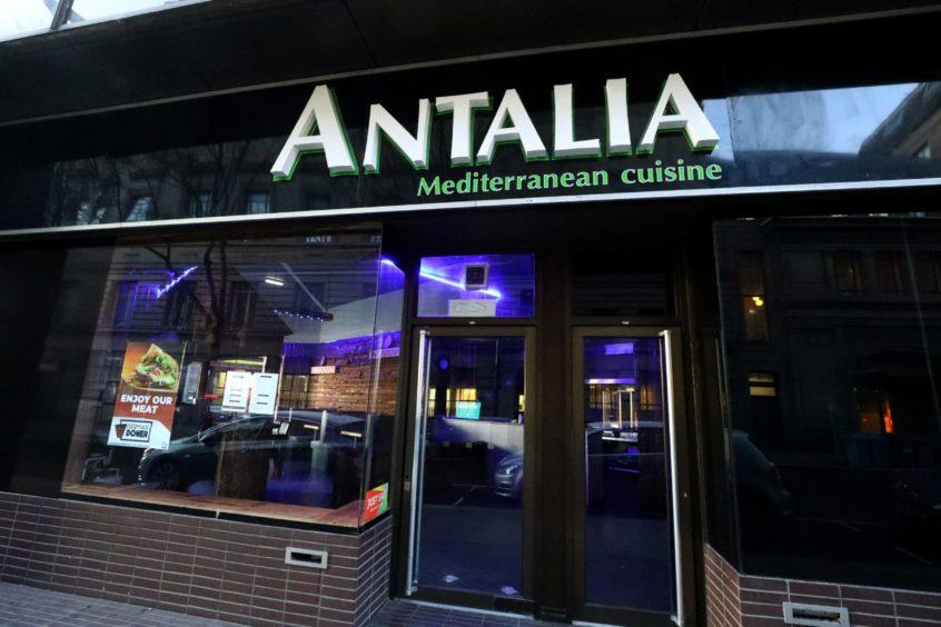 Whitehall Crescent flats Antalia