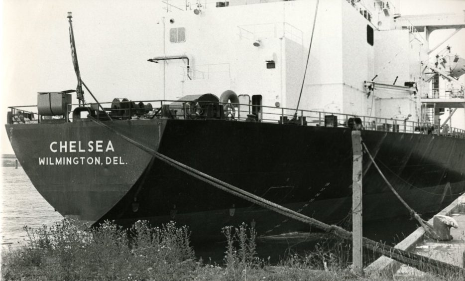 The Chelsea oil tanker 'near miss' was one of the most dramatic moments in the 55-year history of the bridge.
