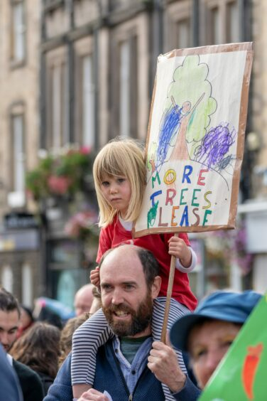 Forres Earth March