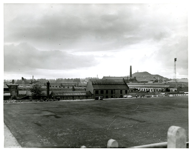 Tannadice Park in June 1961.