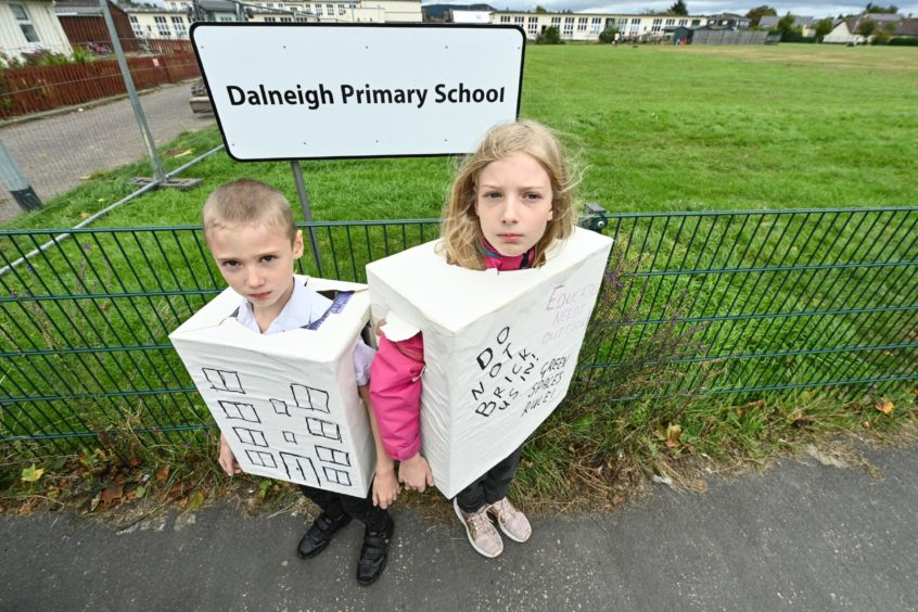 Dalneigh school development