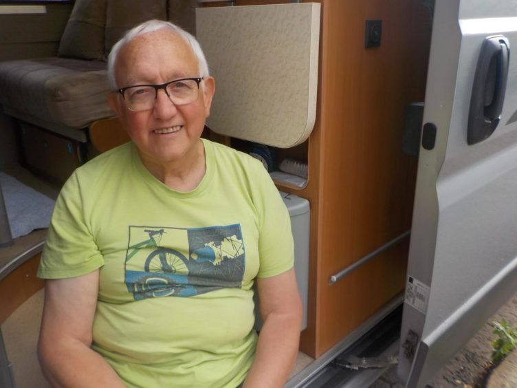 Jim Smyth, who has been living with cancer for the last 17 years