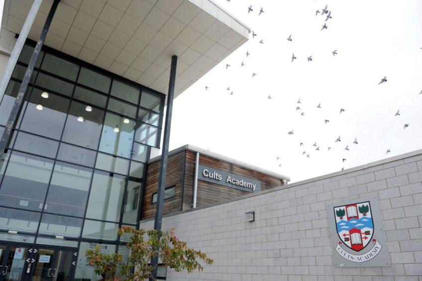 Cults Academy, Cults, Aberdeen.