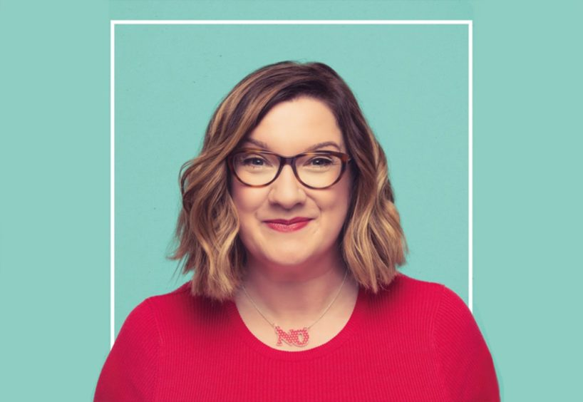Sarah Millican will perform at the Music Hall.