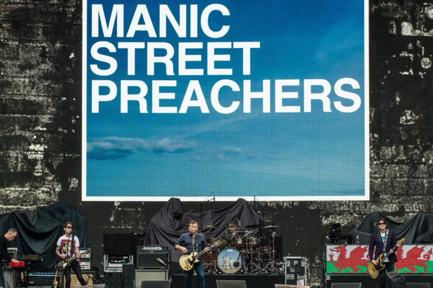 The Manic Street Preachers remain one of the biggest bands in the world.