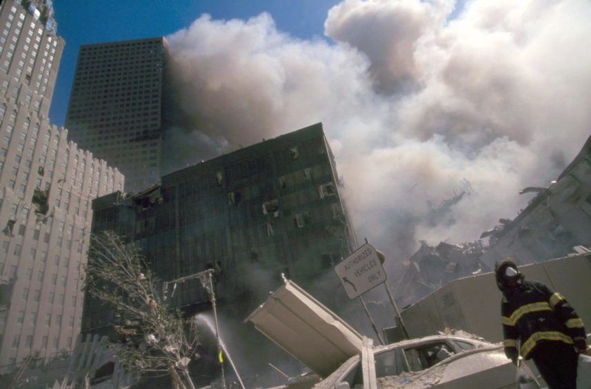 The 20th anniversary of the terrorist attacks will be marked this weekend.