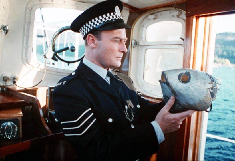 Edward Woodward was cast in the lead role of Sergeant Neil Howie.