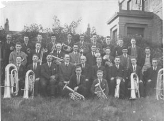 One of the earliest Arbroath bands.