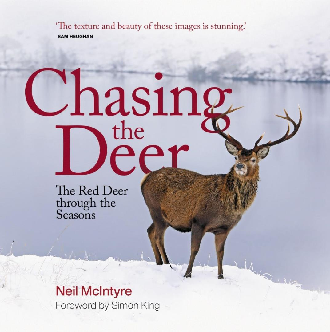 The front cover of Chasing The Deer.