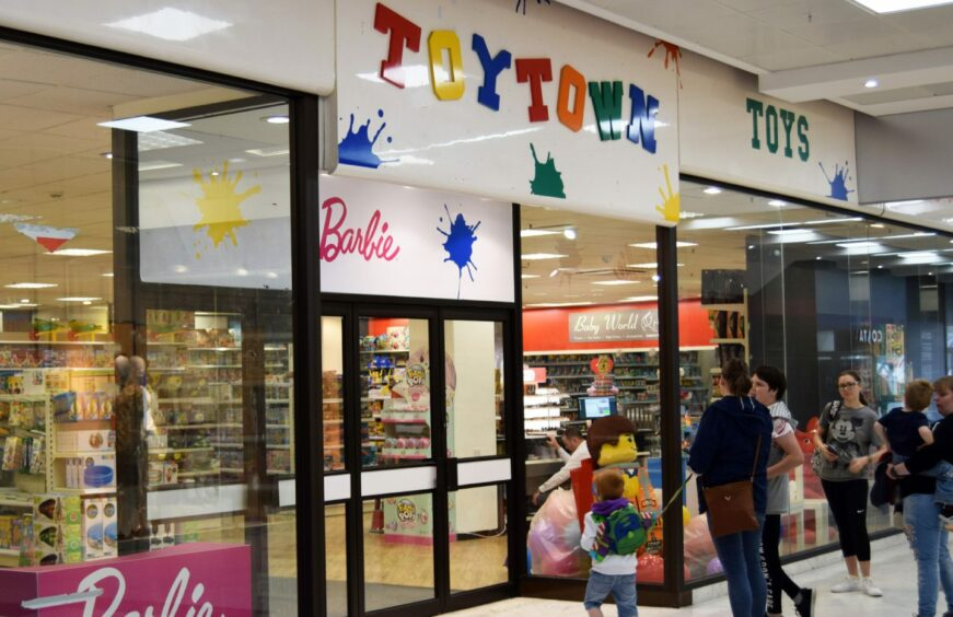 Toy Town Dundee