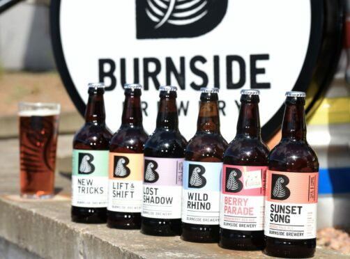 pressandjournal.co.uk - Karla Sinclair - North-east brewery owner cheers to growth of beer brand since inception with sale of 100,000 bottles