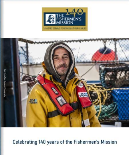 The Fishermen's Mission book can be accessed online.